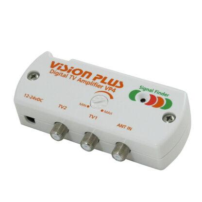 Vision Plus VP4 Digital TV Signal Finder Amplifier