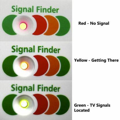 Vision Plus VP4 Signal Finder