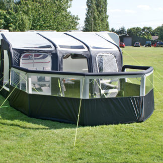 Leisurewize Airbreak 8000 Inflatable Wind break LWA33