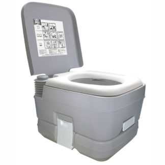 Leisurewize Portable Flushing Toilet LW536