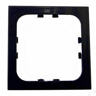 Single C-Line Black Faceplate