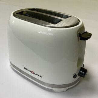 Swiss Luxx Deluxe Toaster White 6491