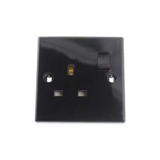 Single Socket 13amp 230v Po330