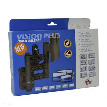Vision Plus Quick Release TV Bracket