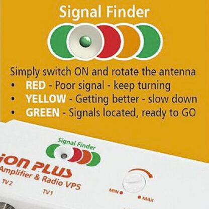 VP5 Amplifier