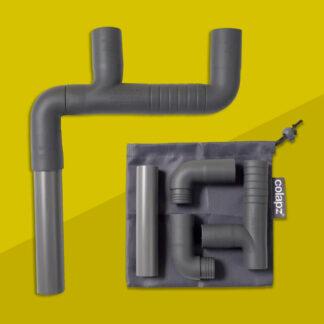 Colapz Waste Pipe adaptor 80032