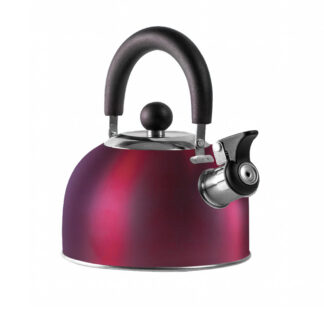 Gas Compact Red Kettle