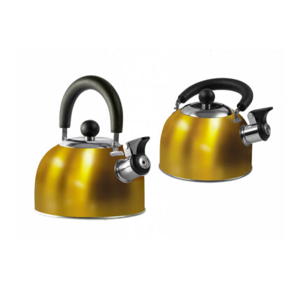 Gold Gas Kettle