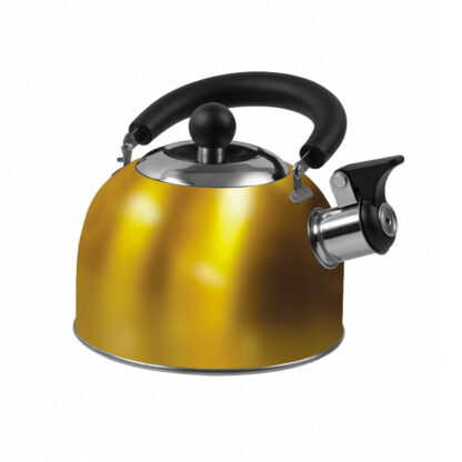 SU310 Gold Gas Kettle