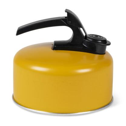 Sunset Yellow Kettle